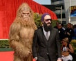"""Hahaha I love Brian Wilson! He showed up to the ESPYs and his """"date"""" was Sasquatch!"""
