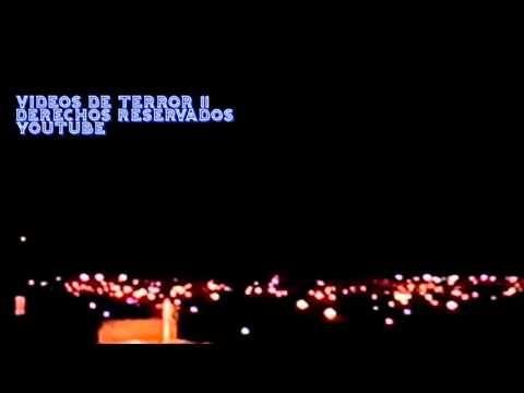 VIDEO DE OVNIS CLAROS Y REALES - Abril 2016 - filmacion propia