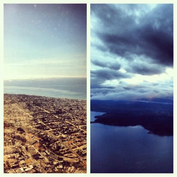 San Diego to Seattle
