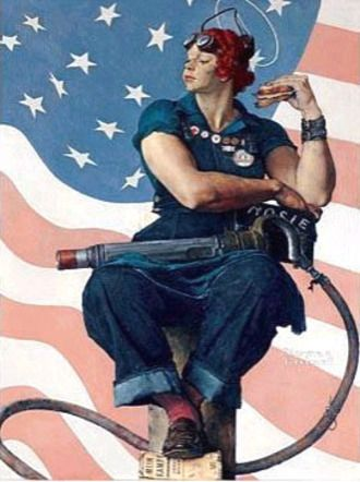 The Inspiration for Rosie the Riveter Dies at 86