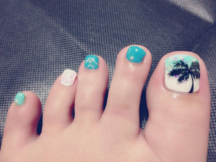 Top 25+ best Beach pedicure ideas on Pinterest | Toenails, Beach ...