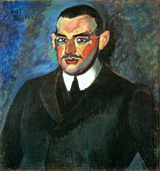 Машков И.И. Портрет неизвестного