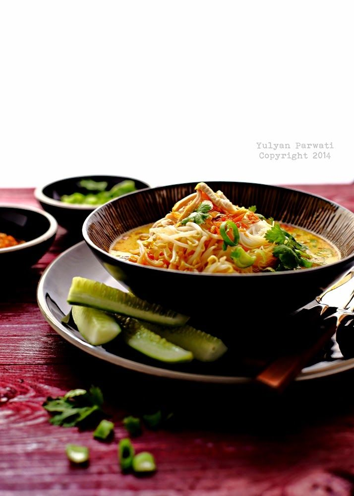 Laksa Ayam   Cooking with Love