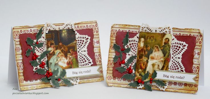 #Christmas #cardmaking #Rapakivi