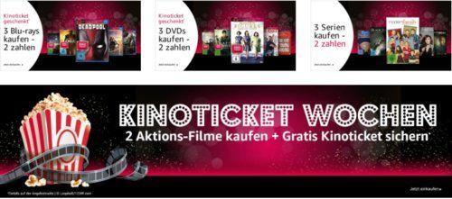 Amazon 3 Fur 2 Aktion Auf Ausgewahlte Blu Rays Kino Dvd Wolle Kaufen
