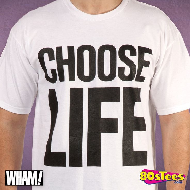 WHAM T-Shirt made by 80sTees.com in collections: Music: Wham, & Department: Adult Mens, & Color: White