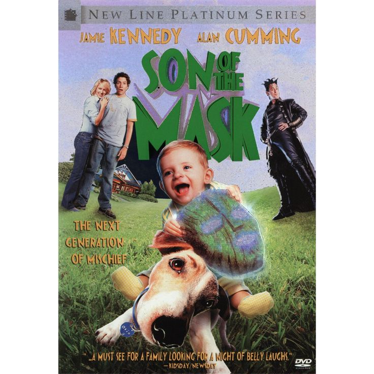Son of the mask (Dvd), Movies