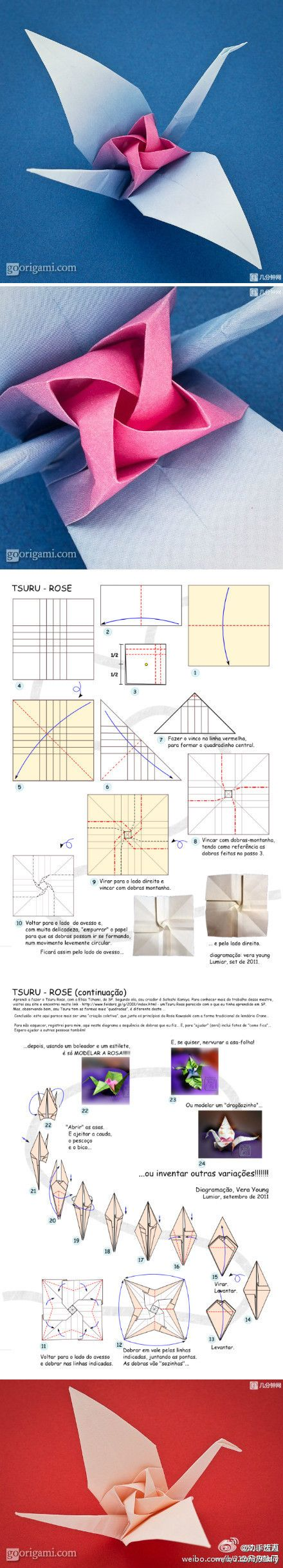 adorno céltico, a mí me lo parece...have never seen origami like that...MUST try :)))