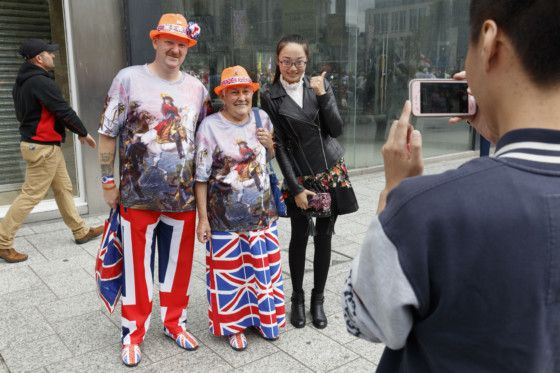 Martin Parr: Welcome to Belfast