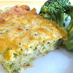 Broccoli Cornbread with Cheese - Allrecipes.com ...can leave out the butter and pour it over the top instead of cheese to make crispy crust. Makes good muffins also,