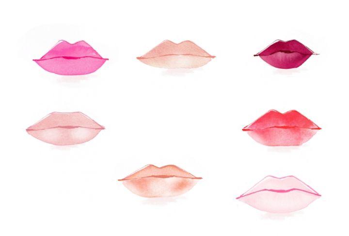 Rossetto Beauty tutorial: come trovare il rossetto rosso adatto alle proprie labbra