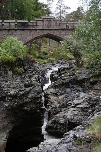 Linn O' Dee, Aberdeen, Scotland
