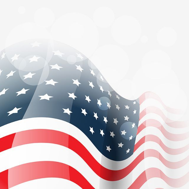 4th Of July American Flag American Independence Day Usa Independence Day Vector 4th Of July American Flag Usa Independence Day Png And Vector With Transparen Independence Day American Independence Romantic Background