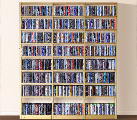 The 25 Best Ideas About Dvd Bookcase On Pinterest Diy Shelves Storage And Wall