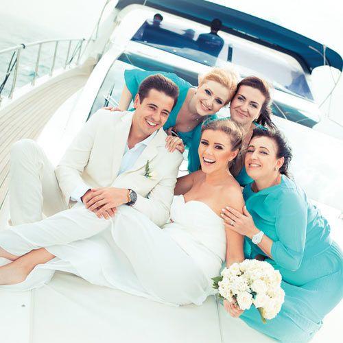 Свадьба вашей мечты в Дубае