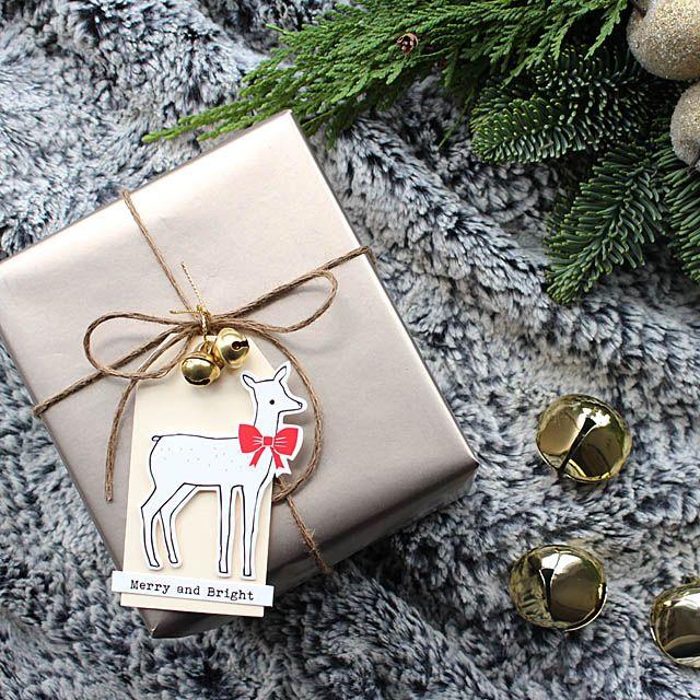 2016年12月 : 窪田千紘フォトスタイリングWebマガジン「Klastyling ... プレゼントに添えたい♪ 貼るだけで簡単かわいいタグの作り方