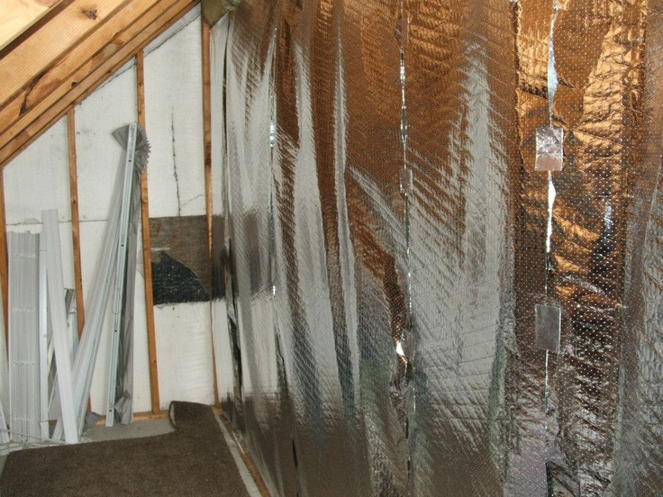 1000 Images About Attic Insulation Radiant Barrier