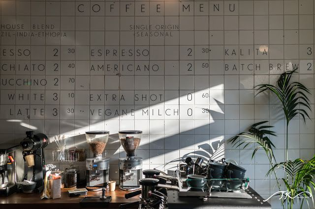 ONE DAY ONE CAFE IN BERLIN / CAMON COFFEE / 新克爾恩區好喝咖啡館