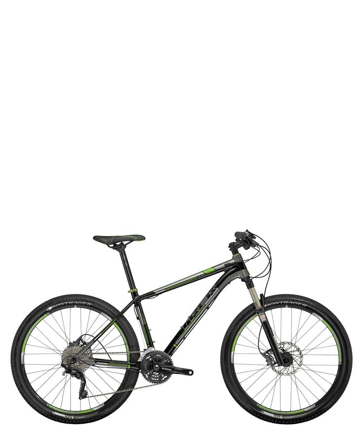 Mountainbike Hardtail Elite 8.6 / charc-blk-green by Trek