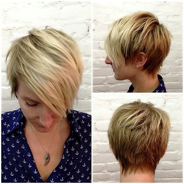 79 best coupe courte images on pinterest short hair styles haircut short and short cuts - Coupe tres courte ...