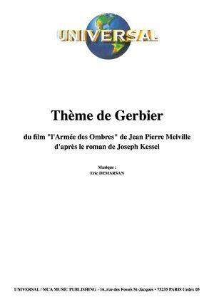 Thème de Gerbier