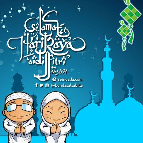 Kami keluarga besar Semuada.com mengucapkan:  Selamat Hari Raya Idul Fitri 1438H  Taqabbalallahu minna wa minkum  Semoga Allah SWT menerima (puasa dan amal) kita semua  Minal Aidzin wal Faidzin  Mohon Maaf Lahir dan Batin