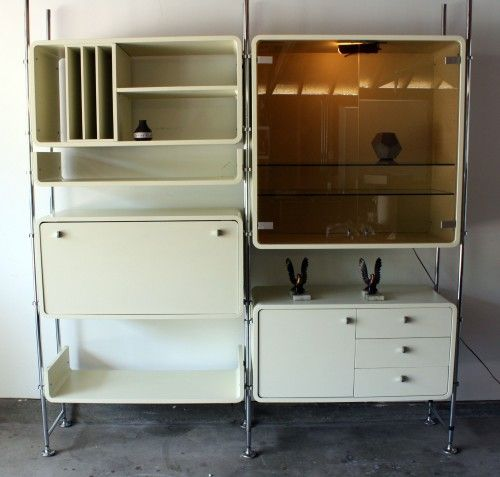 Another amazing shelving unit!: Design Storage, Retro Modular, Modular Storage, Modular Shelves, Amazing Shelves, Cabinets Drawers, Shelves United Looks, Vintage Modular, 1960S Modular