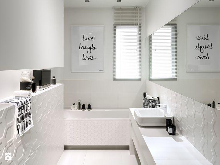 Tubądzin, kolekcja All in White - zdjęcie od TUBĄDZIN
