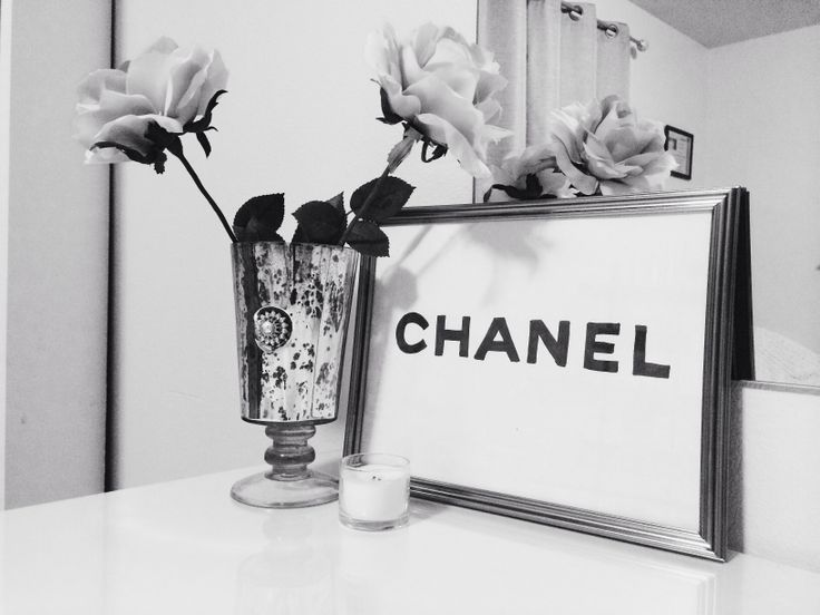 Chanel Decor Home Decor Chanel decor, Gallery wall