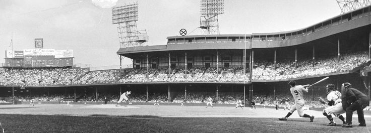 Tiger Stadium (Detroit) - Wikipedia, the free encyclopedia