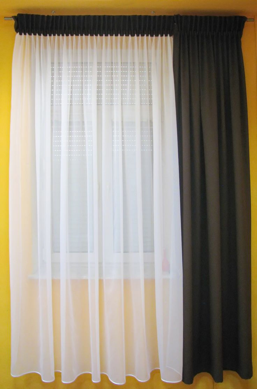Gotowe zasłony dekoracyjne. Wiele wzorów i kolorów tkanin
