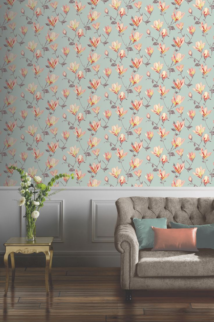 Home diy wallpaper illustration arthouse imagine fern plum motif vinyl - A Sophisticated Classic Designed With High Trend Colours And Bringing A Real Breath Of Spring Into Your Home This Design Really Does Have The Ability To