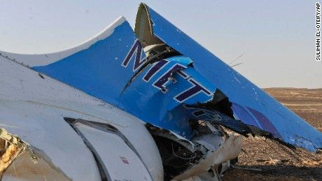 Russian plane crash in Egypt: Was there an explosion?