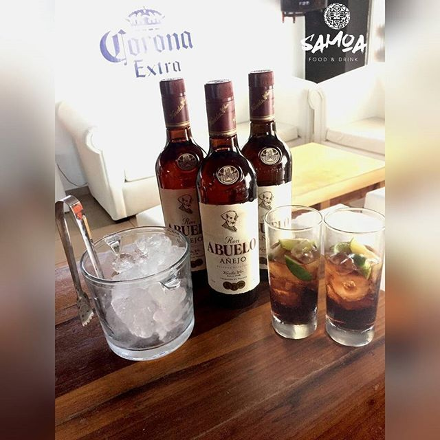 El mejor de salinas  @samoabeach  3 botella ron abuelo $119.99  #SALINAS #samoabeach #ronabuelo #playa #montereylocals #salinaslocals- posted by Sāmoabeach https://www.instagram.com/samoabeach - See more of Salinas, CA at http://salinaslocals.com