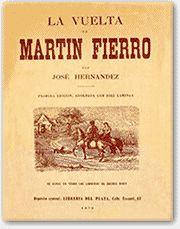 Imágenes Argentinas: El Gaucho Martín Fierro