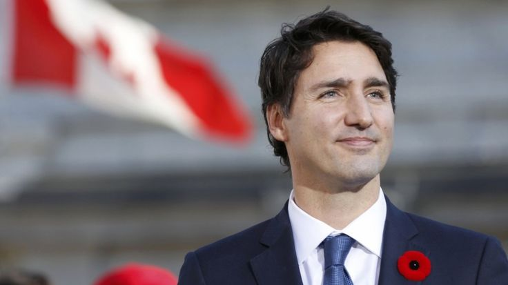 Who is Justin Trudeau?