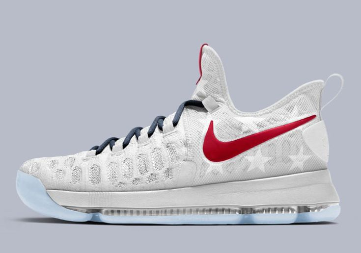#sneakers #news  NIKEiD Releases Country Design Options For The KD 9