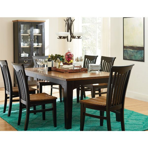 find this pin and more on casual style art van lakewood two tone leg table