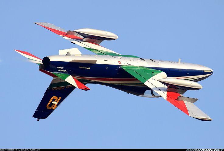 Aermacchi MB-339 Frecce Tricolori
