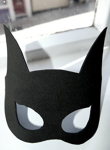 Batgirl Mask | Flickr - Photo Sharing!