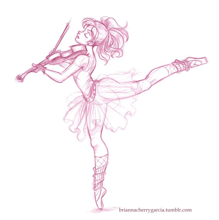 """briannacherrygarcia: """" I watched several of Lindsey Stirling's music videos and got inspired to sketch. Col-erase pencil """""""