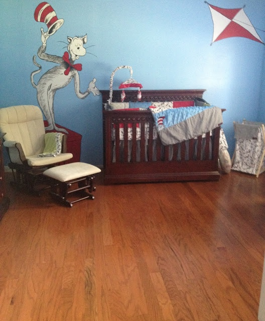 The Cat In The Hat  Nursery
