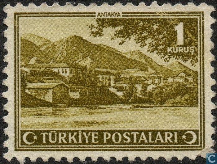 1942 Turkey - Antakya