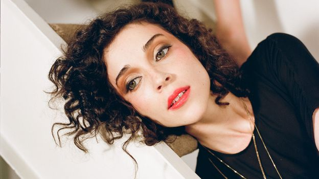 St. Vincent - You can listen to her new album in it's entirety