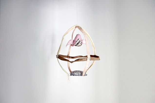 Tamar Mogendorff handmade birdcage mobile  http://www.theglow.com/ramya-giangola/?i#9