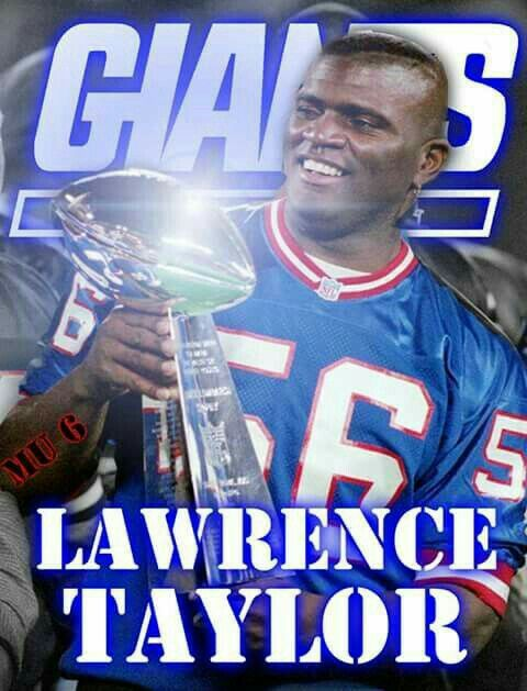 Lawrence Taylor inducted 1999