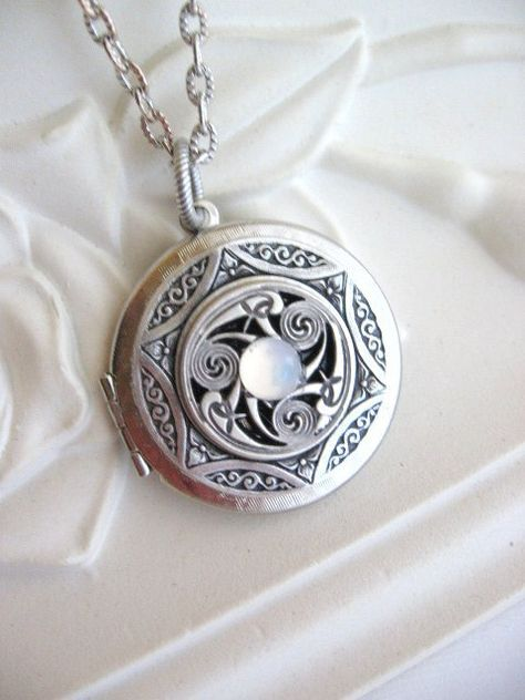Celtic Pendant Crafted In Sterling Silver By Peter Stone