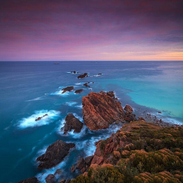 Seal Rocks.