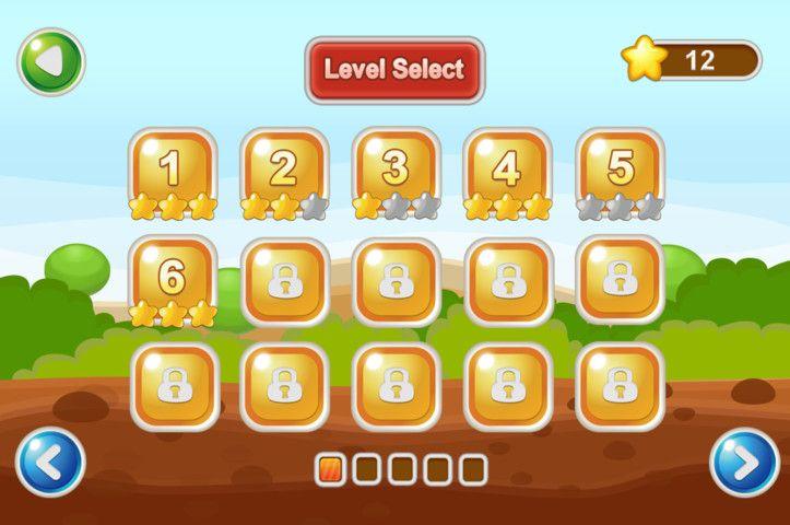 6600 UI Elements - Cartoon GUI Pack #sponsored#3d Elements