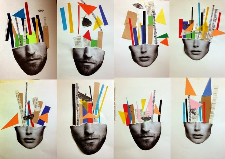les petites têtes de l'art